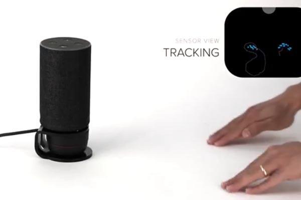 """全球首个搭载""""激光雷达""""的智能音箱曝光"""