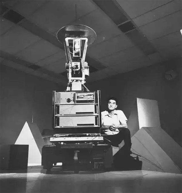 移动机器人的发展历史及现状
