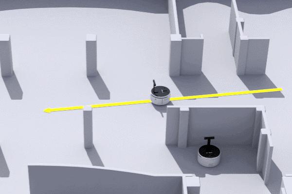 移动机器人路径规划实现