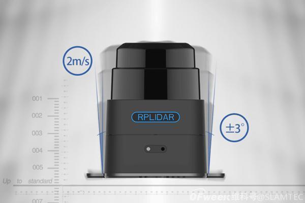 思岚手持激光雷达Mapper  可实现十万平米的高品质建图