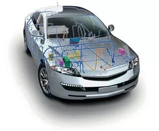整车线束KSK模块化生产解析