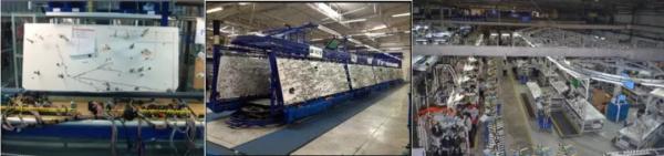 汽车线束装配工位的生产方法