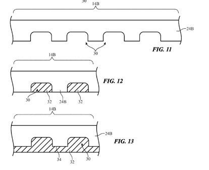 苹果折叠屏技术专利曝光