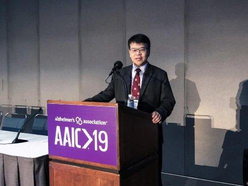 智影医疗登台AAIC:让阿尔兹海默症提前6年预测出来