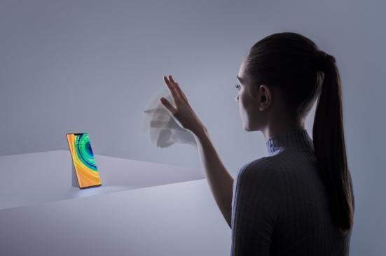 华为Mate30系列全球发布:手握超级智慧,重构手机想象