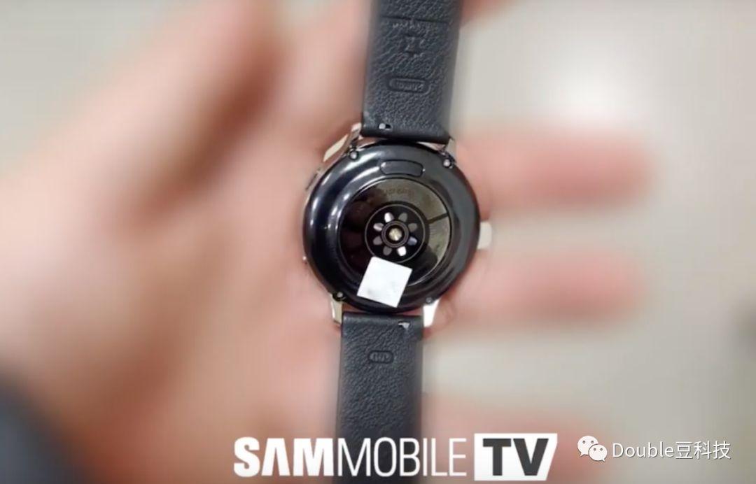 三星Galaxy Watch Active 2的新功能将包括心电图和跌