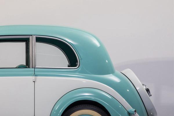 战前的宝马主打车系-BMW321