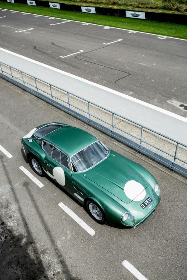 阿斯顿马丁DB车型中的奢侈品-DB4 GTZ