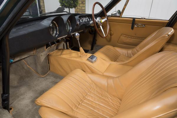 法拉利250的绝唱-250 GTL
