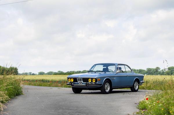 70年代的宝马7系-宝马3.0CSi