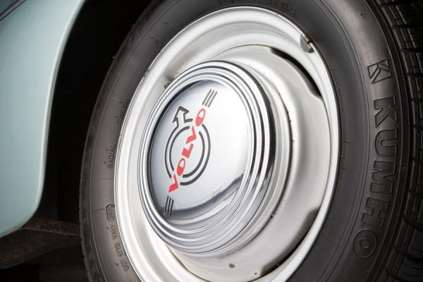 沃尔沃的第一台4缸汽车-PV444/PV544