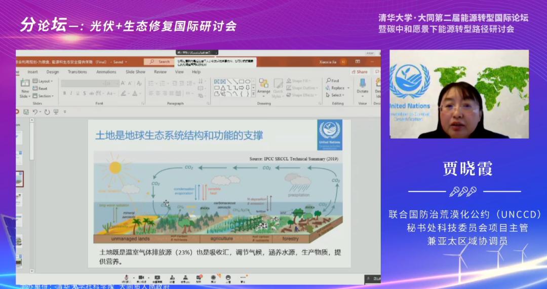 土地退化零增长,协调-粮食-生态和可再生能源发展