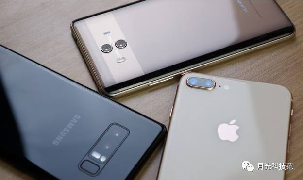 2019三星手机销量排行_2019年美国手机市场销量排名:苹果第一,三星第二
