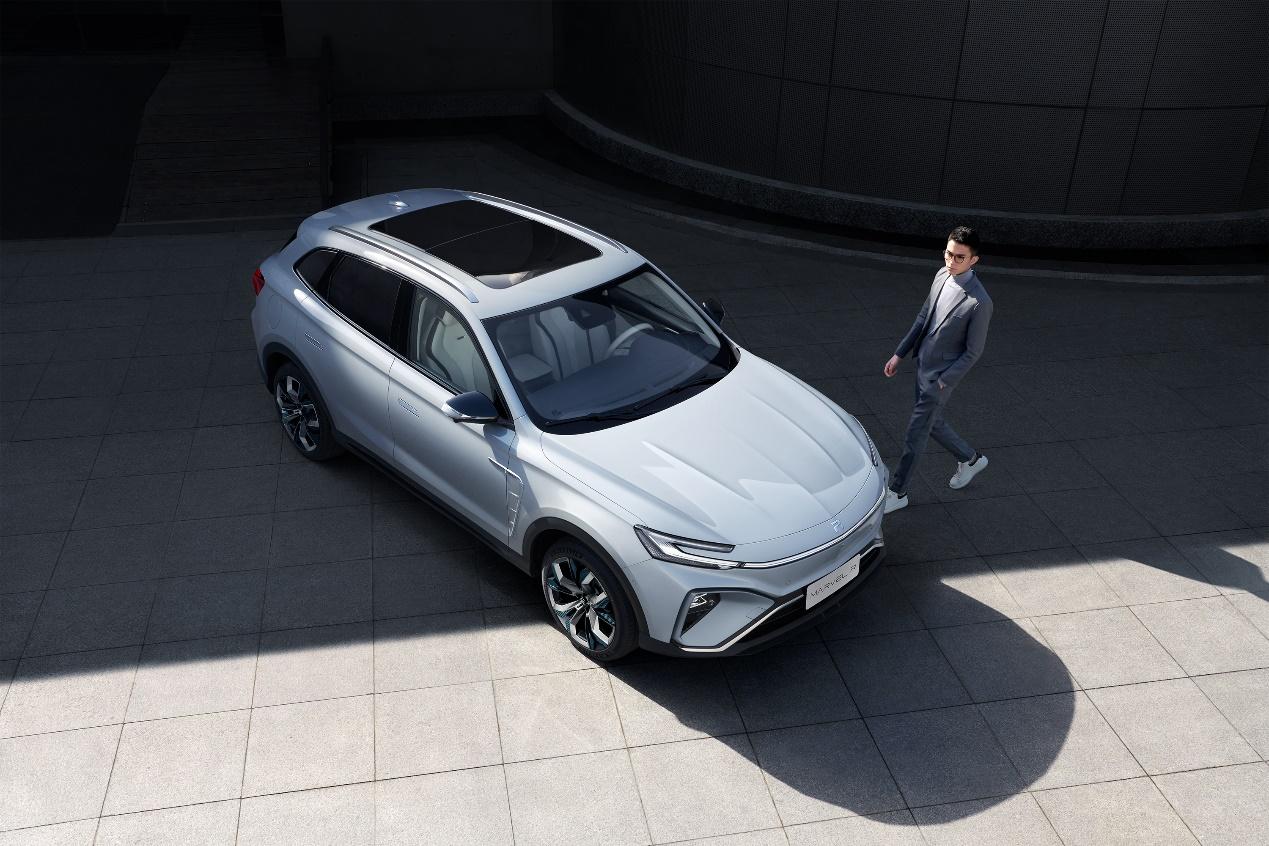 向未来升G,上汽R汽车MARVEL R正式上市,有哪些惊喜?