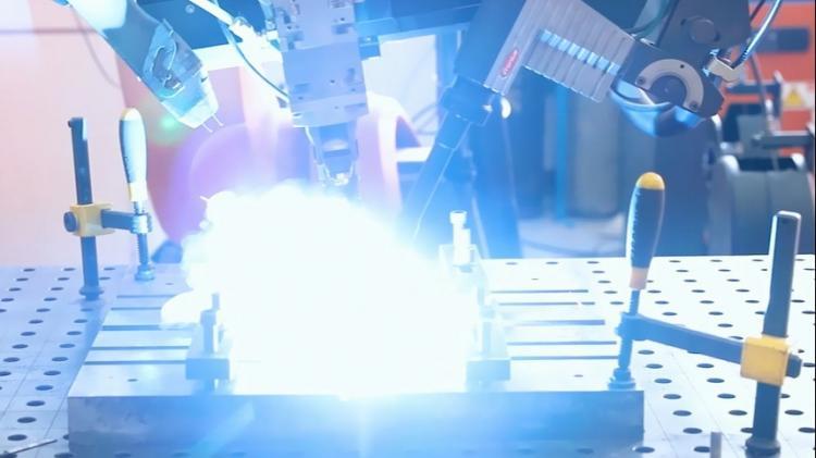 激光-电弧复合焊接