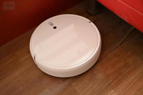 吸力超大的室内清洁好手,米家扫拖机器人1C体验