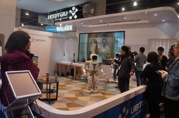 5月上旬机器人行业值得关注的九大事件