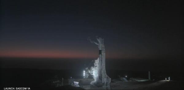 就在刚刚,SpaceX成功实现首次在美国西海岸着陆