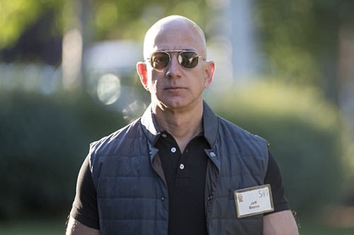亚马逊CEO贝索斯称,和美国五角大楼合作是正确的选择