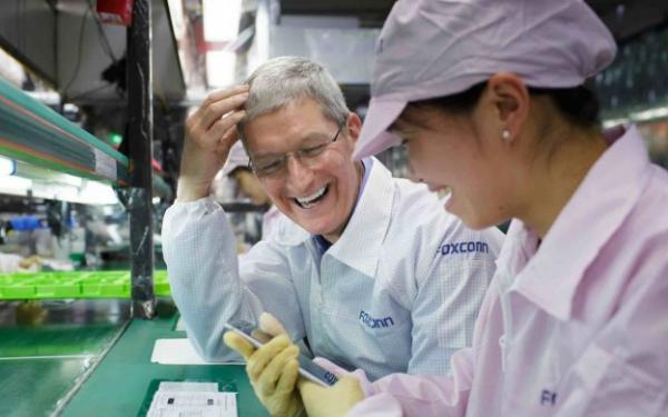 苹果新品销售低迷,富士康或因此裁员