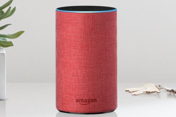 亚马逊推出第二代Echo的红色版本,黑色星期五促销价69美元
