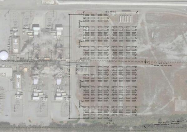 特斯拉超大型Megapack电池将在加利福尼亚亮相,容量是Powerpack 2的12倍以上