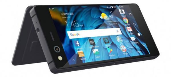 "LG将在MWC 2019 推出具有""无触摸输入""的可折叠智能手机"