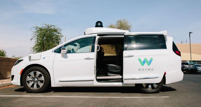 Waymo将独立销售激光雷达传感器,以降低自动驾驶业务成本