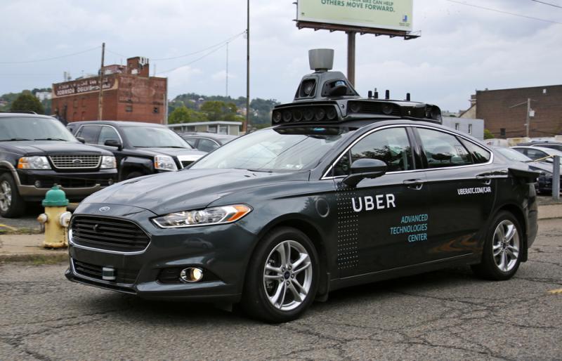 软银及其他投资者或会购买Uber自动驾驶汽车10亿美元股权