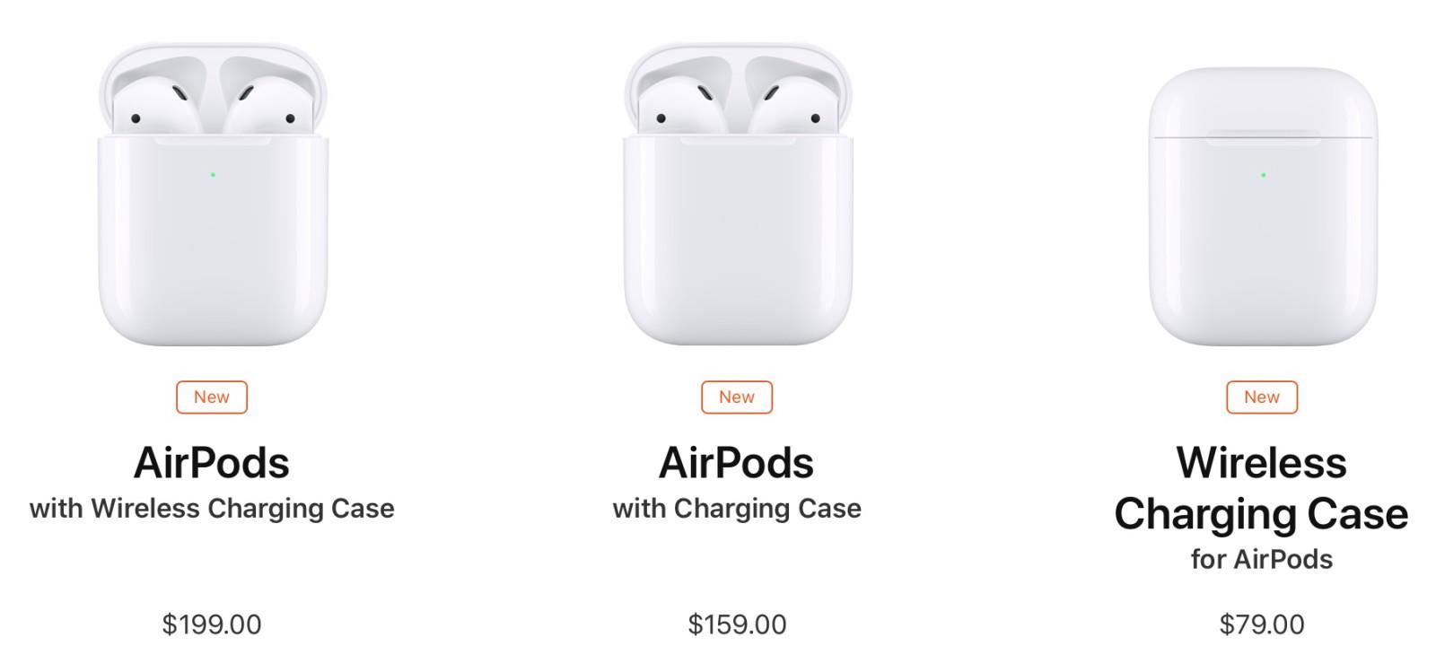 想要购买第二代AirPods?看看有什么新功能吧!