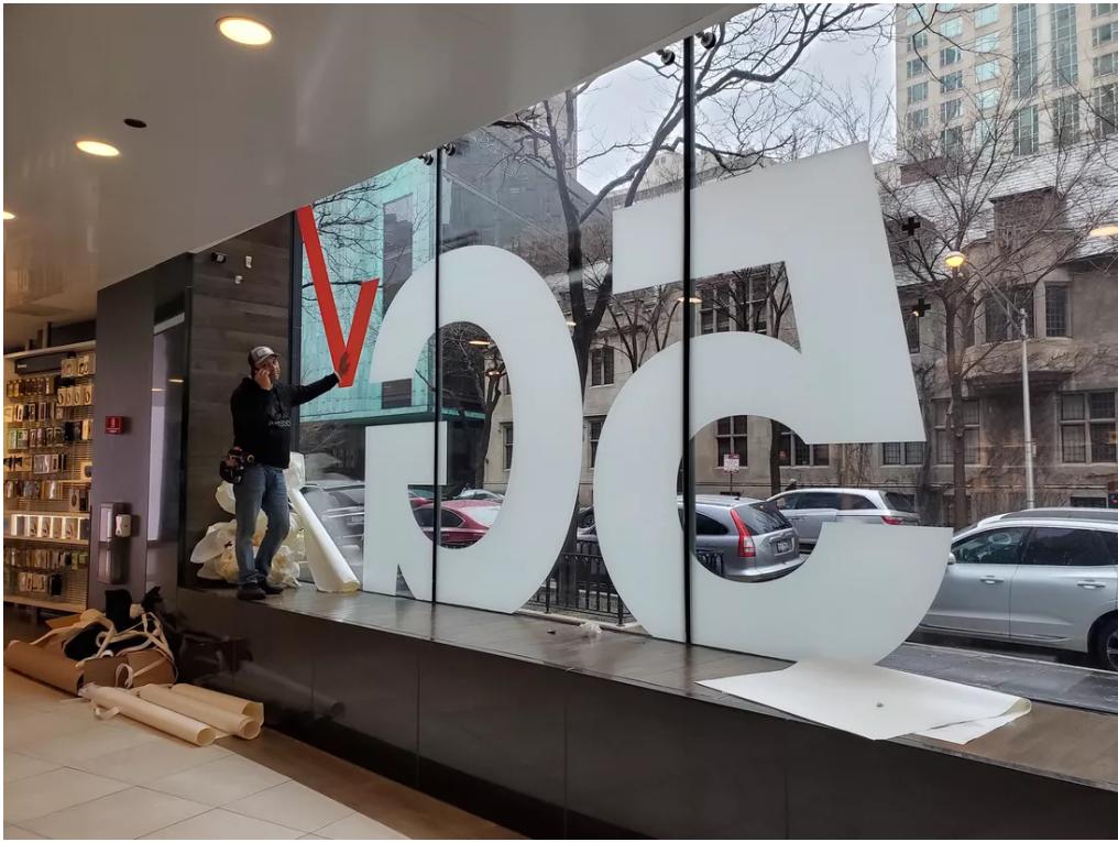 美国最大运营商Verizon首个商用5G遭吐槽