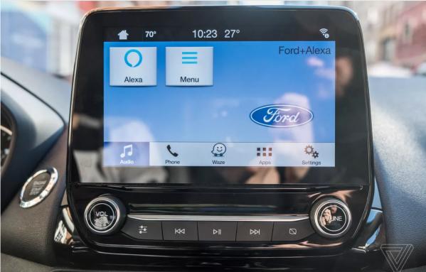美国76%车主表示:更愿意在车上使用Alexa等熟悉的语音助手
