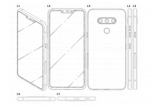 LG申请三合一自拍手机专利,能否救其于危难之中?