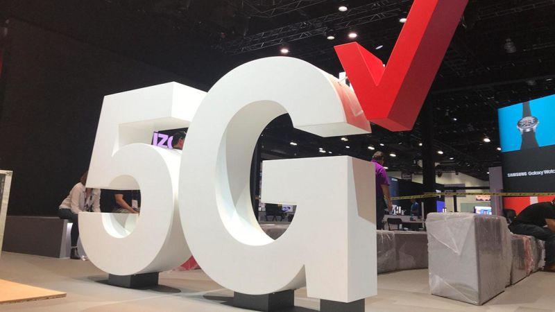 美国首家5G运营商Verizon:5G最高速度仅适用于部分区域