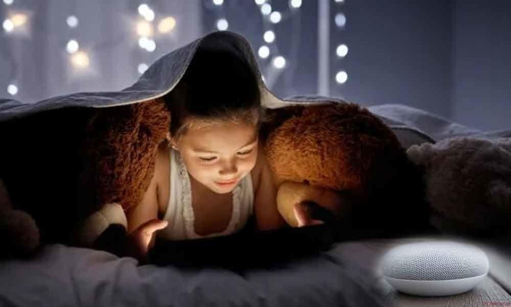 谷歌智能助手也能讲睡前故事了,童话故事它比你知道的多!
