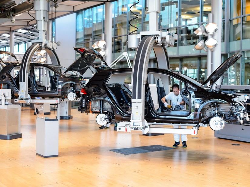大众汽车将自行生产电池,为未来的电动汽车提供动力