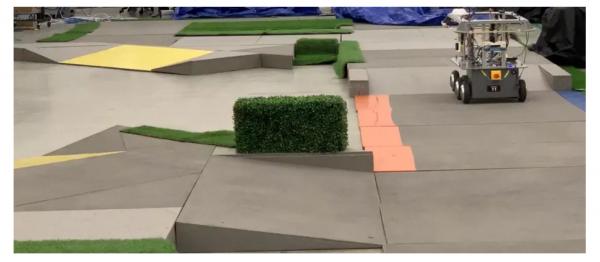 为了培训快递机器人,亚马逊为其构建3D地图模型