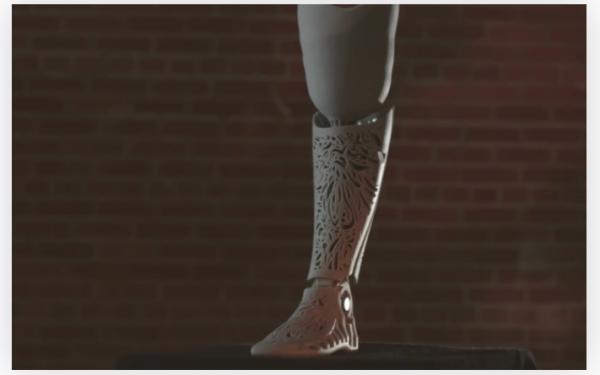 3D打印在假肢上的发挥