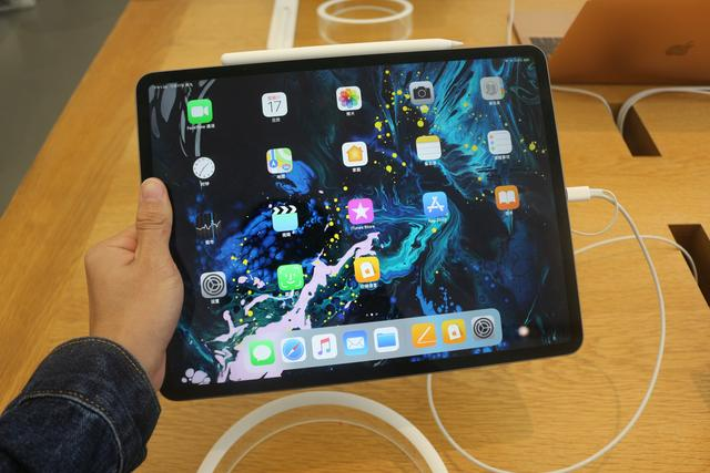 新iPad Pro上手体验试玩:完美但不是普通用户的选择