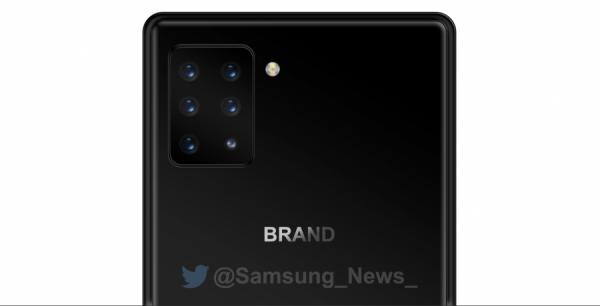 考验索粉的密集恐惧症?传索尼研发6镜头手机