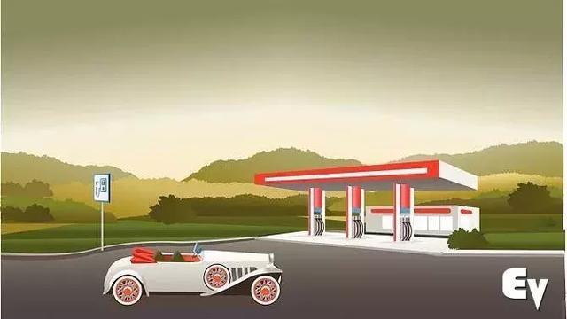 汽车电气化时代来临,加油站为何不大力普及充电桩?