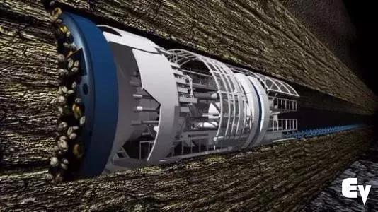 """生命不息折腾不止的马斯克 打造了一条通往未来的""""时光隧道"""""""