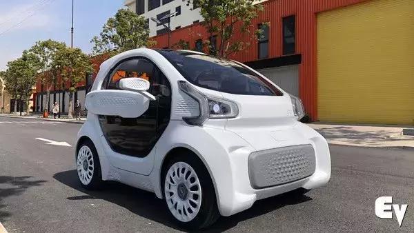 中国制造,仅售五万!全球首款3D打印汽车即将上市!