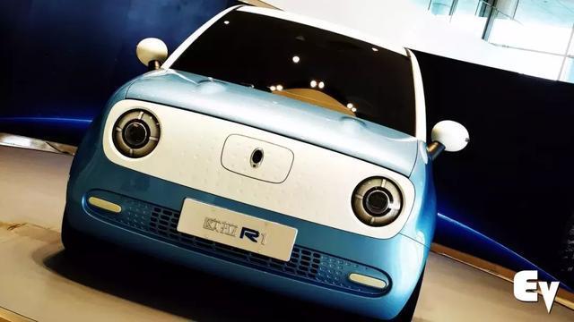 国产精品电动小车的希望,欧拉R1有实力带领A00级市场重振雄风