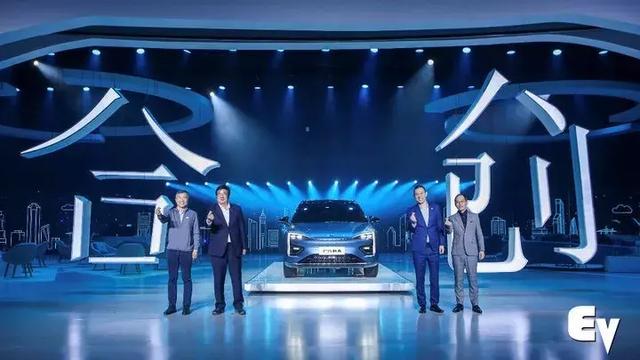 """广汽蔚来发布""""合创""""品牌,600KM续航新车的幕后并不简单!"""