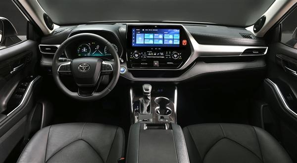 7座SUV新款汉兰达来了!搭2.5L混动,再不买又涨价了?