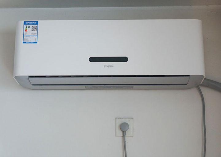 智米变频空调2评测:简约设想 性价比爆棚