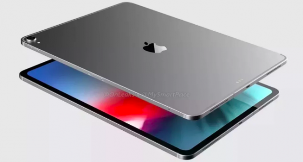 新 iPad Pro支持Face ID人脸识别 没有「刘海」