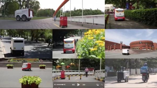 """京东X事业部:自动驾驶技术的商业化路径"""""""