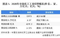 2021年中国化工园区行业市场现状及发展趋势分析 园区绿色、智慧化水平不断提高